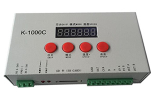 K-1000C LED Controller with SD Card