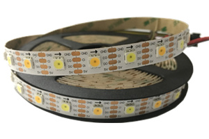 HD107S 5050 White CCT Adjustable Pixel Lighting Strip